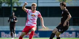Daniel Krasucki na razie gra w kadrze U-19. W Lipsku rośnie talent