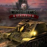 Okładka: World of Tanks Generals