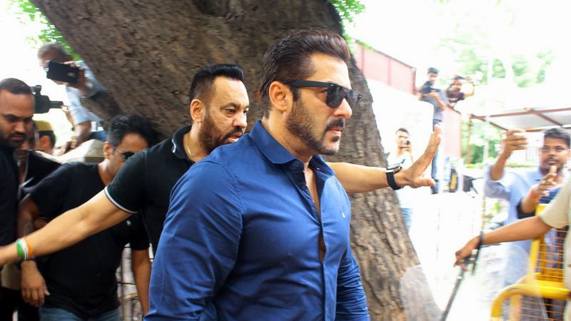 Salman Khan skazany za kłusownictwo