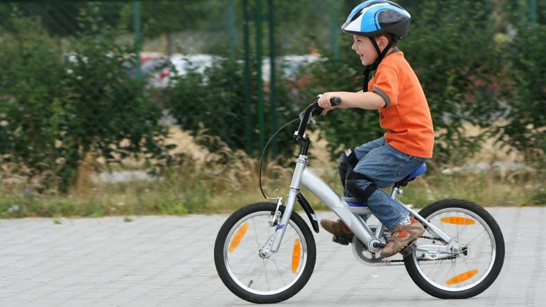 Rowerek dla dziecko musi być bezpieczny.