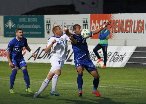 Igrač za osvajanje titula: Stevo Nikolić (desno)