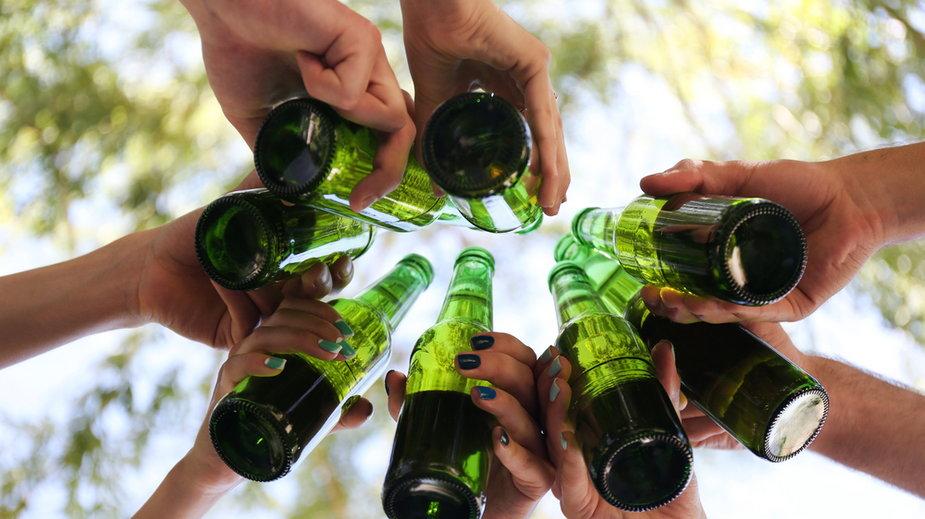Promocja na piwo w Lidlu