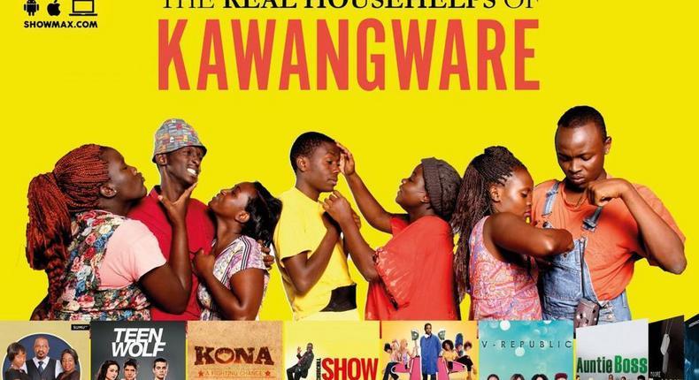 TRHK Show on Showmax