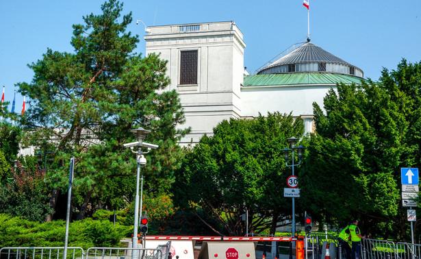 Kancelaria Sejmu prowadzi postępowanie ws. wniosku o udostępnienie list poparcia do KRS