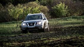 Dacia Duster czyli Nissan Terrano