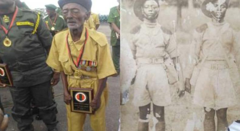 Adama Aduku, Nigeria's oldest surviving soldier and World War II veteran, dies at 101