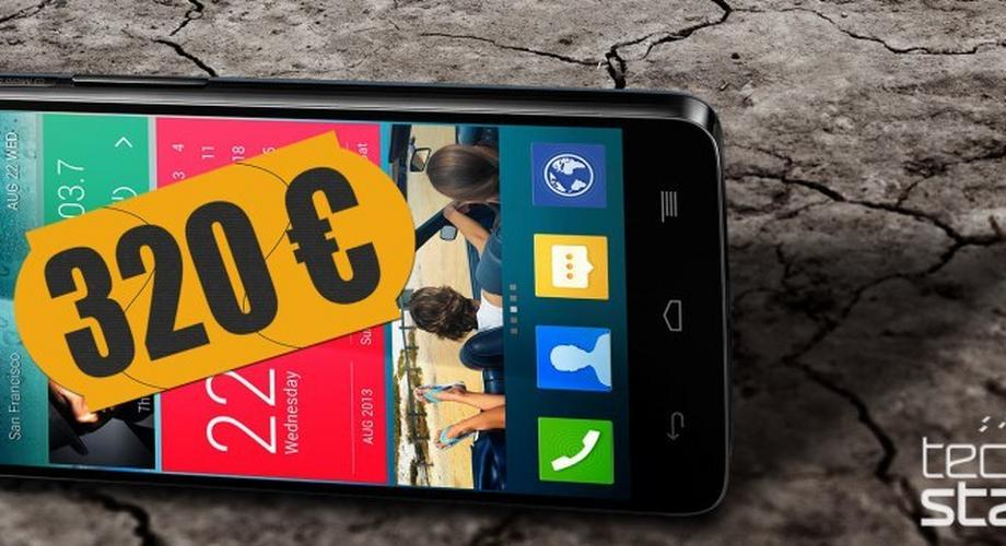 Alcatel One Touch Idol X: Full-HD-Androide für 320 Euro