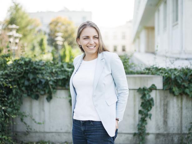 Kinga Gajewska, fot. Darek Golik