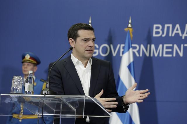 Premijer Grčke boravi u dvodnevnoj poseti Srbiji