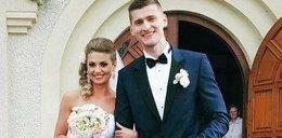 Polski siatkarz wziął ślub