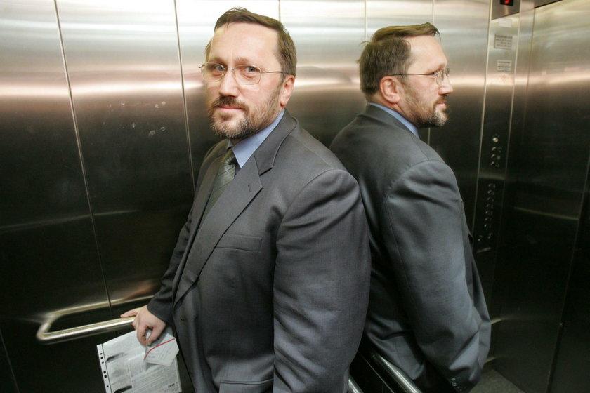 Kumple Macierewicza: agent, lobbysta i fan Putina. Dlaczego PiS to toleruje?