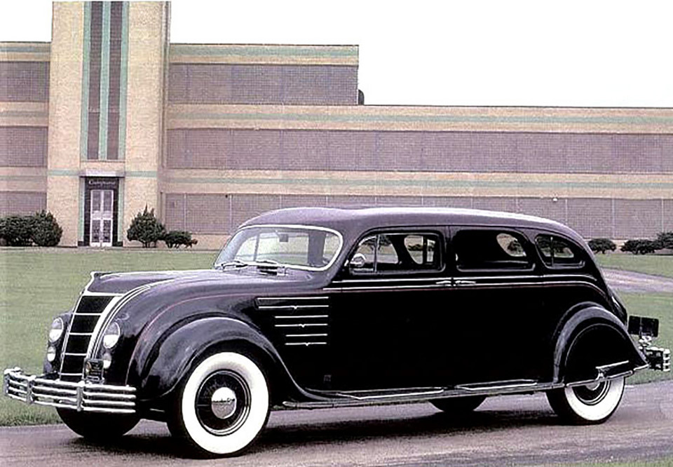 Airflow Imperial (1934–36)