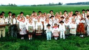 Polskie tradycje wielkanocne - smaganie śmiergustem i inne zwyczaje górali bukowińskich z Lubuskiego