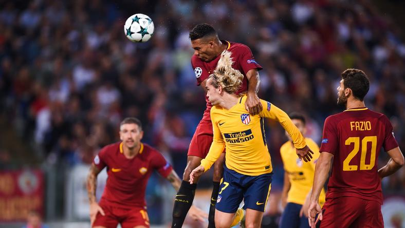 AS Roma - Atletico Madryt