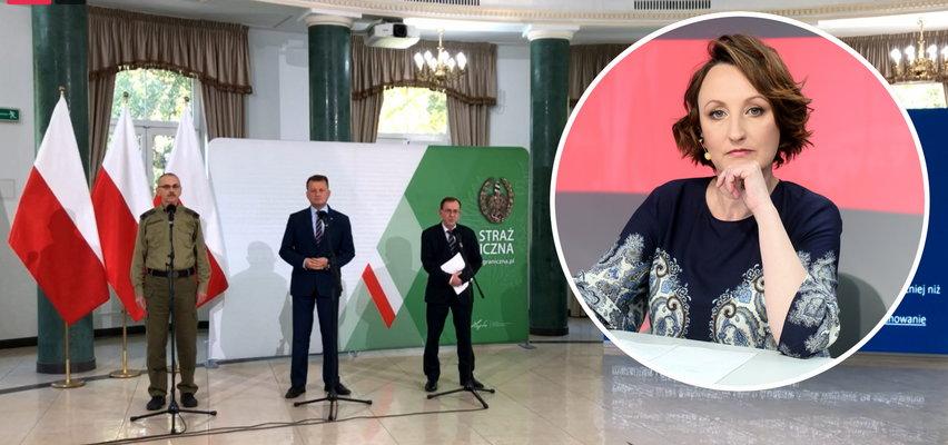 """Politycy PiS reagują na konferencję Kamińskiego o emigrantach. """"Kaczyński chciał go odwołać"""" [OPINIA]"""