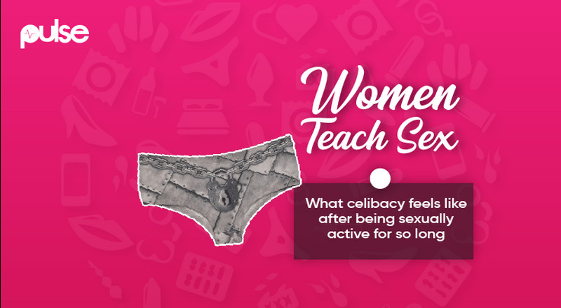 WomenTeachSex: Dealing with celibacy after being sexually active for so long