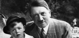 To ja byłem chłopcem z plakatu z Hitlerem!
