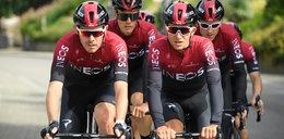 Niepewny udział Ineos w Tour de France. Grupa Kwiatkowskiego stawia warunki
