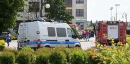 Strzelanina w Brześciu Kujawskim była zapowiedziana w internecie