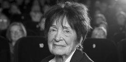 Nie żyje Halina Szpilman
