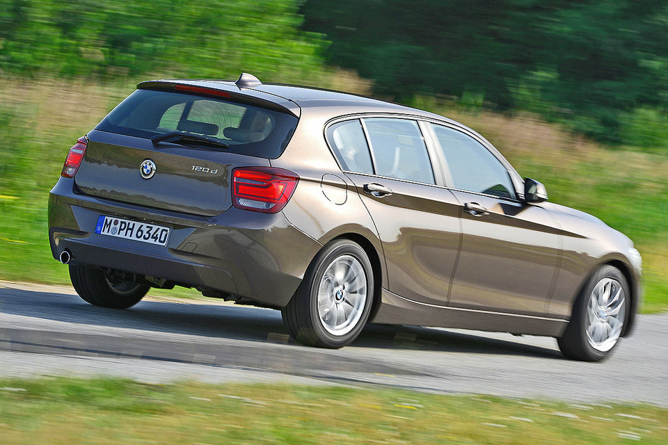 BMW 120d Aut. BluePerformance (184 KM)