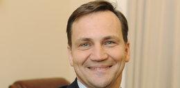 Minister Sikorski kupiłfotele za 300 tys złotych