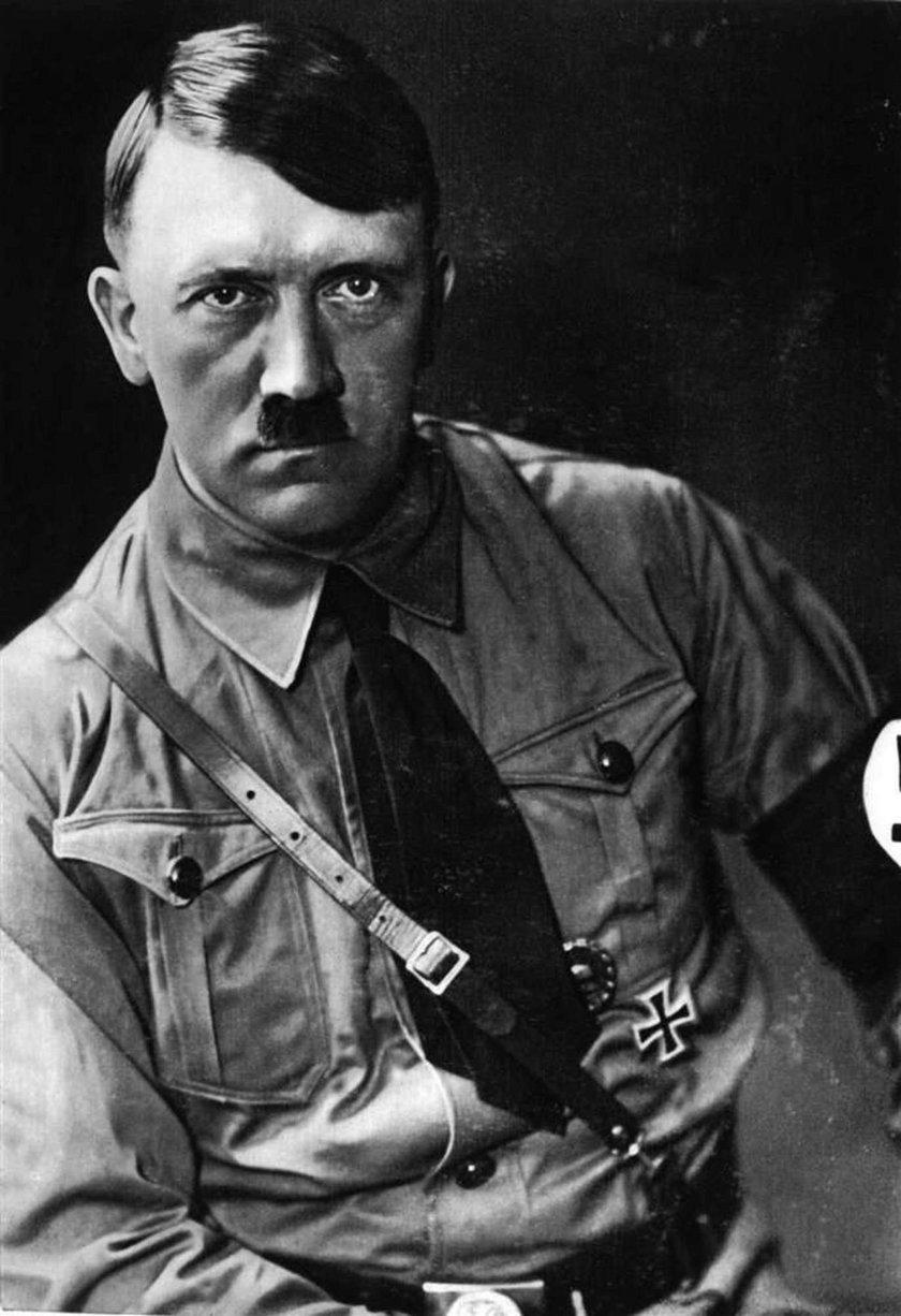 Tak wyglądał Hitler gdy umarł w 1962 r.?
