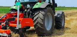 Czarna seria śmierci pod traktorami