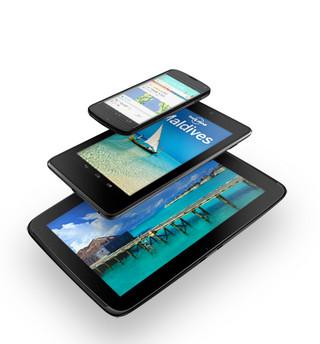 Google zaprezentował nowe tablety i smartfon
