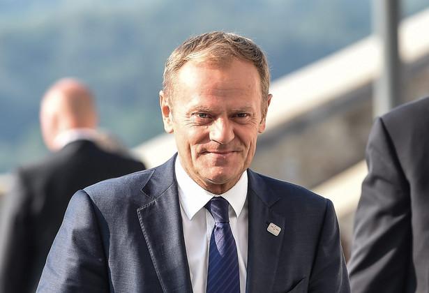 """""""Myślę, że w polityce polskiej czas Donalda Tuska się skończył."""""""