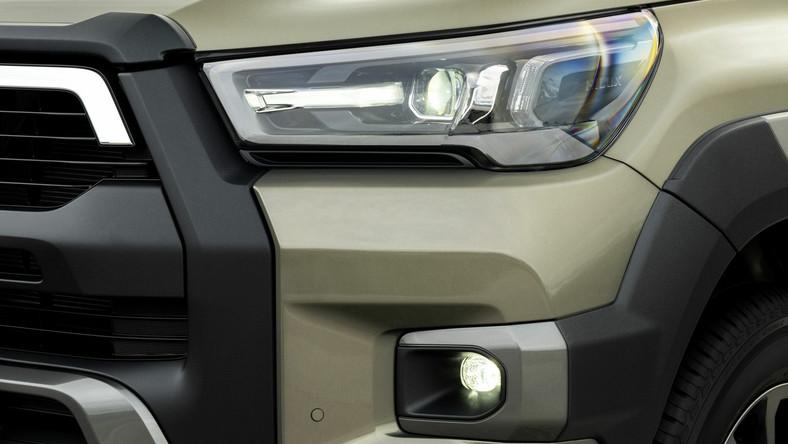 Toyota Hilux 8. generacji w nowej odsłonie