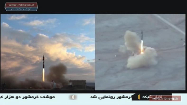 Prasa arabska o testach pocisku balistycznego w Iranie