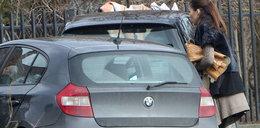 Oto samochód Omeny Mensah. Fajny?