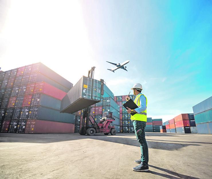 izvoz import-export-background-business-768607153