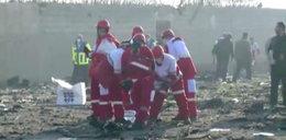 Ukraiński Boeing 737 ze 176 osobami na pokładzie rozbił się w Teheranie