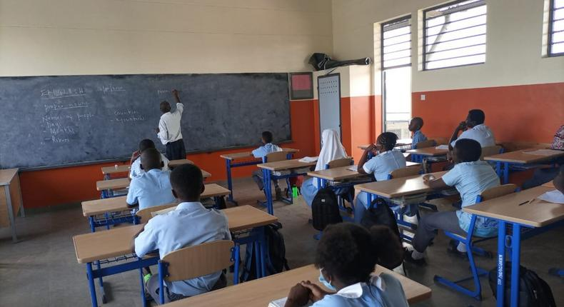 Khadija Primary School Nyali, Mombasa County