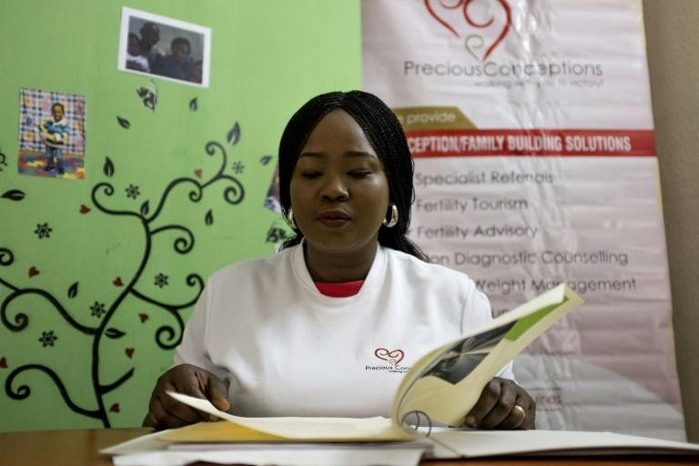 Toyin Lolu-Ogunmade founded Precious Conceptions, which helps women with fertility problems, after a 12-year struggle trying to conceive