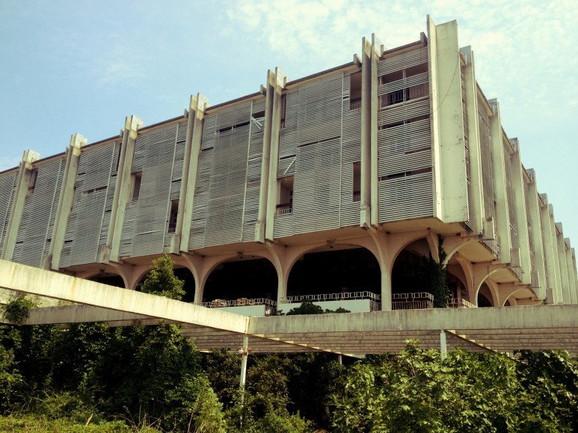Moderna arhitektura i krajnji luksuz: Hotel Haludovo danas