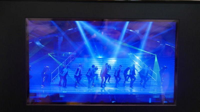 Krystalicznie czysty obraz w nowym ekranie Japan Display