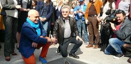 Gwiazda Allana Starskiego zabłysła na Piotrkowskiej