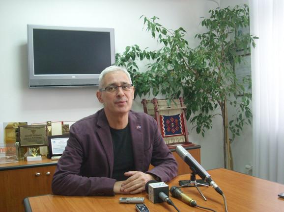 Dragan Kostić, izvršni direktor slobodne zone
