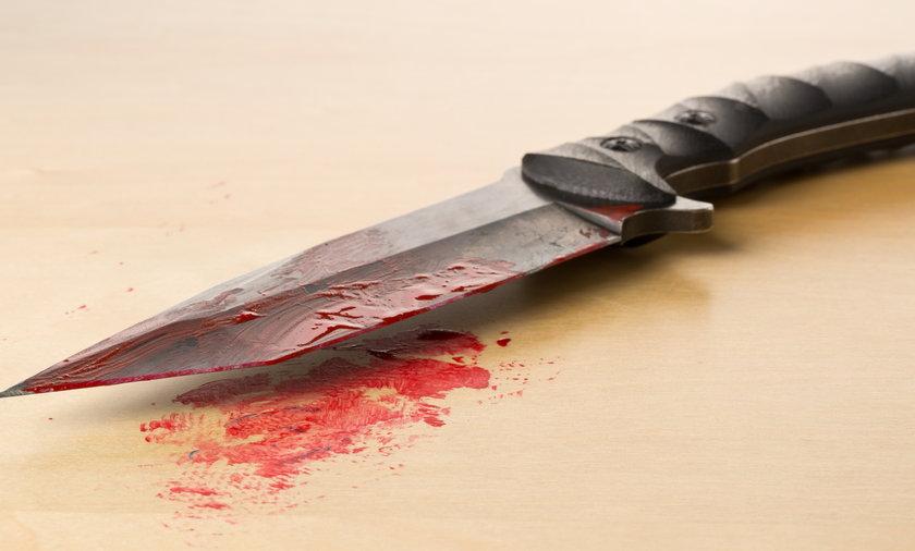 Krwawy finał imprezy w Kaliszu. Zdjęcie ilustracyjne.