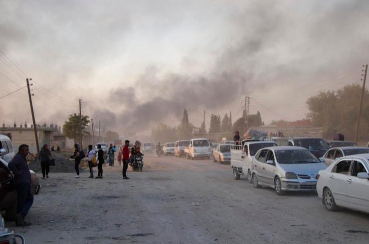 Sirija Kurdi izbeglice