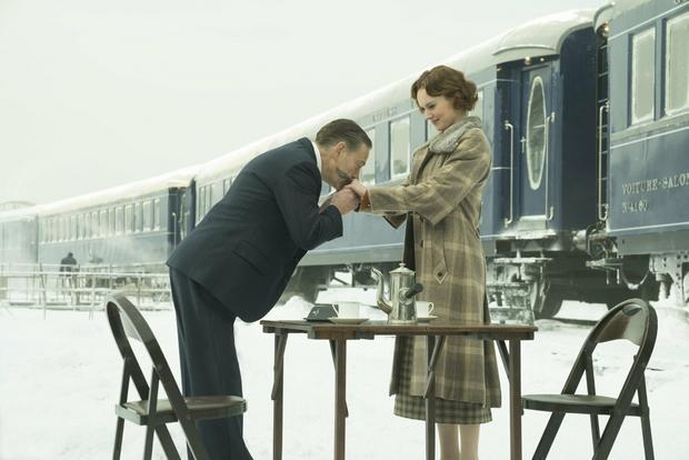 """""""Morderstwo w Orient Expressie"""": kadr z filmu"""