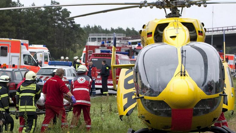 Prezydent: Wyrazy współczucia dla rodzin ofiar wypadku