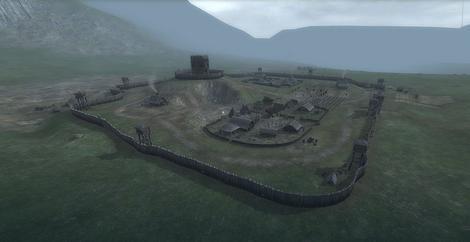 Ovako je možda izgledao dvor Stefana Nemanje u Deževskoj dolini