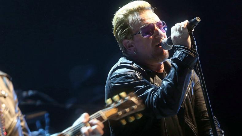 U2 odwołało koncerty w Europie