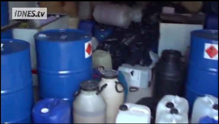 Amfetamini pronađeni u kući