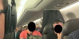 Pasażerowie nie dowierzali. Do samolotu wsiadł koń