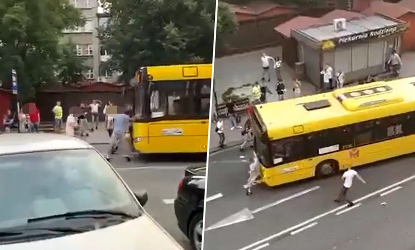 Tragedia w Katowicach.